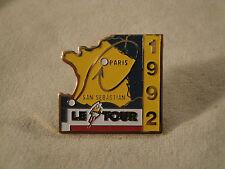 Pin Cyclisme Le Tour 1992