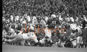 1972 Rufus Ferguson WISCONSIN BADGERS - 35mm Football Negative