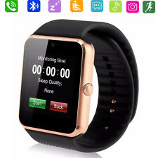 Bluetooth Smart Watch Unlocked Watch with Camera for Android Samsung Galaxy HTC