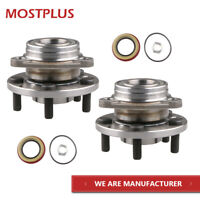 Set of 2 New Front Wheel Hub Bearing Assembly For Left and Right 513017