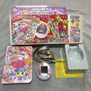 Bandai Tamagotchi x mix Anniversary Gift set Limited