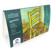 REALE Talens – Van Gogh The National Galleria – carta per acquerello - 13.5 x