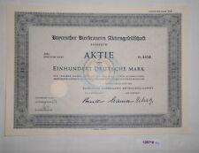 Büro, Papier & Schreiben Actien Bierbrauerei Mainz 1887 Worms Biebrich Kastei Gonsenheim Weilburg Wendel Sammeln & Seltenes