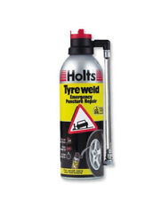 Holts Tyreweld Tyre Sealant Puncture Repair 300ml HT2YA