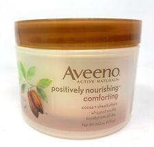 Aveeno Active Naturals Positively Nourishing Cream Face Moisturizer 6oz