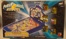 Power Rangers Lightspeed Rescue - Electronic Pinball Machine (MISB)