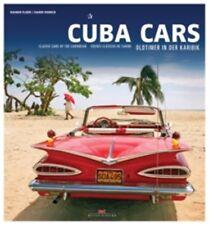 Cuba Cars Classics of the Caribbean book paper