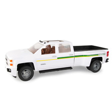 Ertl 1/16 Scale John Deere Big Farm Chevy Silverado Dealer Pickup Truck LP67326