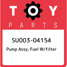 SU003-04154 Toyota Pump assy, fuel w/filter SU00304154, New Genuine OEM Part