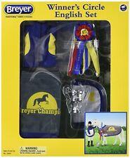 Breyer Traditional Winner's Circle English Set Horse 1:9 Scale