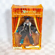 New ListingN Sync On Tour 2000 Collectors Edition Chris Kirkpatrick Marionette Winterland