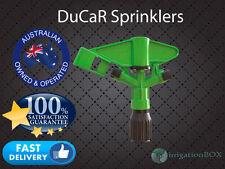 50 pcs DuCaR Atom 15FC - Full Circle Impact Plastic Sprinkler (Pack of 50 pcs)