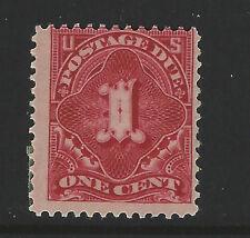 Bigjake: J31, 1 cent Postage Due