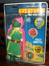 New ListingVintage 1970's Tomland Creatures From Other Worlds Coth Figure Moc All Original