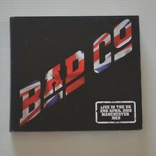 BAD COMPANY - LIVE IN UK MANCHESTER- 2010 CONCERT LIVE 3CD DIGIPACK LTD. EDITION