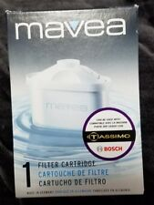 MAVEA 1001495 Maxtra Replacement Filter for MAVEA Water Filtration Pitcher,