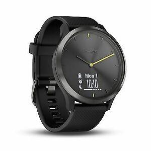 Garmin Vivomove HR Smartwatch Large - Black