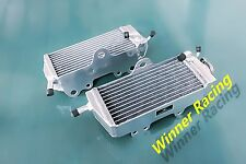 Right&Left  Aluminum Alloy Radiator Fit Honda CR125R 1985-1988 1986 1987