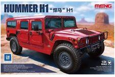 Meng CS-002 1/24 Hummer H1