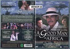 DVD - A Good Man in Africa - Sean Connery, Neu/Ovp - Neuware.