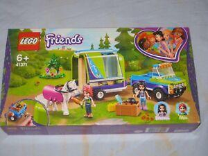 LEGO FRIENDS SET 41371 MIA'S HORSE TRAILER - BRAND NEW