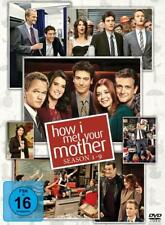 How I Met Your Mother - Komplettbox (Staffel 1,2,3,4,5,6,7,8,9), DVD, NEU
