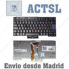 Teclado Español para IBM/Lenovo ThinkPad T410 (Machine Type 2537-xxx)