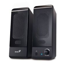 Genius SP-U120 USB Powered Speakers (Black)