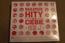 Najlepsze Hity Dla CIebie - Polskie vol 2  3CD  NEW SEALED - POLISH RELEASE