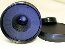 Cosmicar/Pentax 12mm f1.2 Lens 1/2-Inch CCD C-Mount Industrial TV 1:1.2