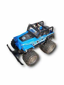New Bright Radio Controlled 2014 Jeep Wrangler 49 Mhz Model #RF9TL