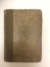 Things Seen by Victor Hugo Antique Hardcover Rare 1887