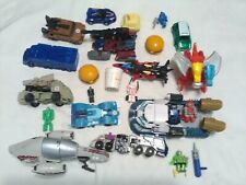 22 Transformers Lot Parts & Pieces all in pics used some missing parts