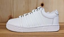 KSWISS K SWISS CLASSIC LEATHER TENNIS YOUTH JUNIOR PS SZ 2Y  50100