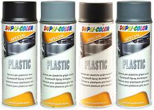 Lackspray Kunststoff Plastik Sprühlack Autolack Plastic Spraydose Color Farbwahl