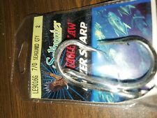 Eagle Claw Lazer Sharp Hooks New lowered price for # LE 9016G Super Forged Hooks