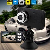 1080P HD Car DVR Vehicle Camera Video Recorder Dash Cam Night Vision G-sensor-Jʌ