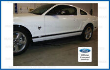 Ford Mustang Rocker Panel Side Stripe Door Decal - L - strip sticker set L and R