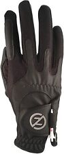 New listing Zero Friction Men's Compression-Fit Right Hand Golf Glove Black/Gray