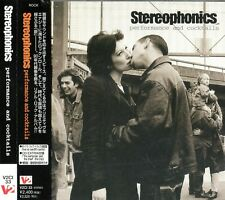 """Stereophonics - Performance And Cocktails"""" Japan CD OBI +3 B/T"""