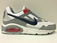 SCARPE SNEAKERS UOMO NIKE ORIGINALE AIR MAX LTD 2 GS 316762 011 PELLE AI NEW