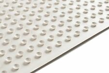 "Bath Bathtub Mat Rug Anti-Slip 16"" x 28"" Anti-Bacterial Heavy Duty Suction Cups"