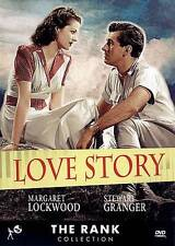 LOVE STORY THE RANK COLLECTION MARGARET LOCKWOOD STEWART GRANGER CLASSIC DVD