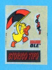 MILAN NELLA STORIA-Ed.MASTER 91-Figurina/TRASFERELLO - STORICO TIFO -NEW
