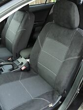 HILUX 03/2005  to 04/2015  CAR SEAT COVERS FRONT &REAR CUSTOM  MADE