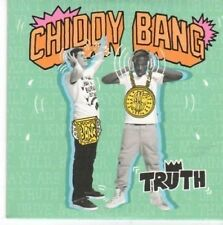 (BW882) Chiddy Bang, Truth - 2010 DJ CD