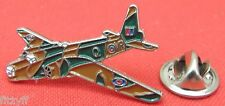 WWII Wellington Bomber Aeroplane Lapel Pin Badge World War 2 Air Force Plane