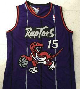 Vince Carter Vintage Toronto Raptors basketball jersey men's
