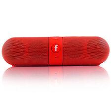 PORTATILE Altoparlante Wireless Bluetooth per iPhone iPod iPad Samsung RICARICABILE