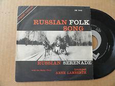 """DISQUE 45T  DE  ARNE LAMBERTH  """" RUSSIAN FOLK SONG """""""